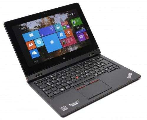 Lenovo Thinkpad 2 in 1 Laptop image 1