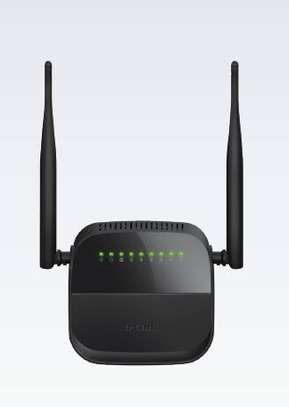 D Link ADSL Modem and Wifi Router image 1
