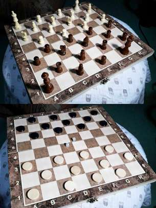 CHESS 3 in 1