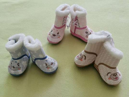 Baby Boots Walking shoes