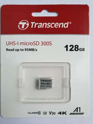 128 GB Transcend Micro SD Card