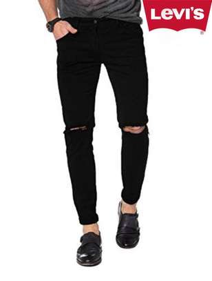 LEVIS BLACK DENIM image 2