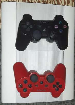 Ps3 superslim with 30 games
