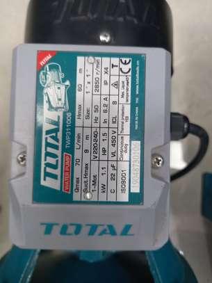 Total Jet Water Pump 1.5HP image 1