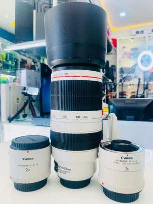 70-200 lens ll brand new image 1