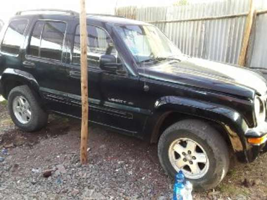 2001 Model Jeep image 1