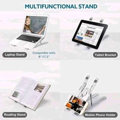 Multifunction adjustable stand image 3