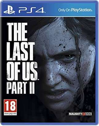Last of us part 2  for ps4 (packed) 2020