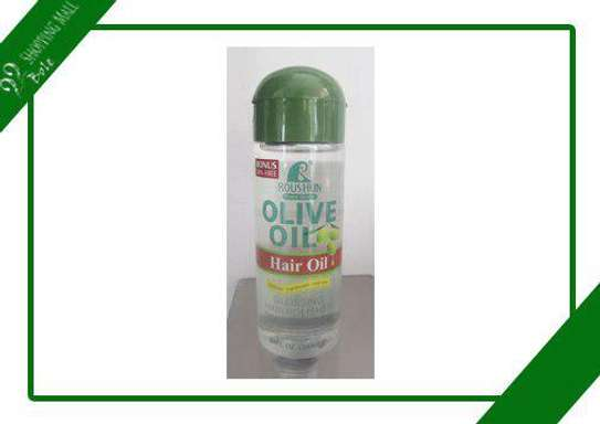 Olive Oil glossing hair Polisher