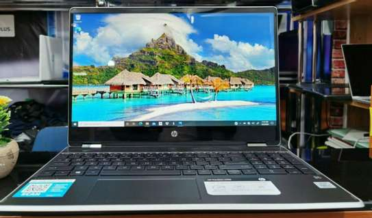 Hp Pavilion x360 2in1 convertible  Intel™ Core i5 10th Generation (2020) image 3
