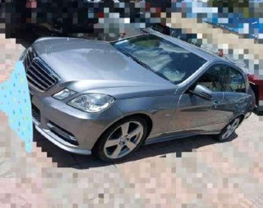 2012 Model Mercedes E200 image 1