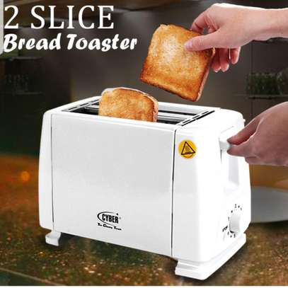 2 SLICE Bread Toaster image 1
