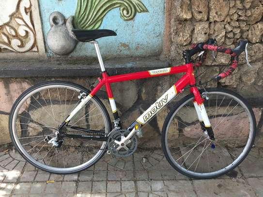 Brand New Motiv Road Bike