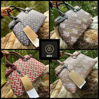 Assorted Colors Burberry Handbags
