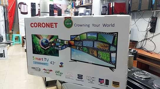 (Special offer )Coronet Smart TV