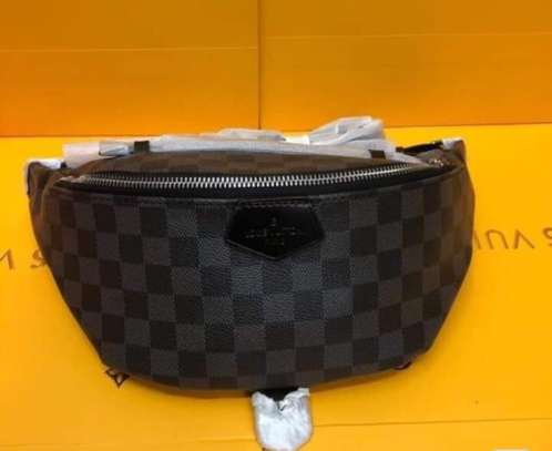 LV 2 Way Bag Belt and Body Bag
