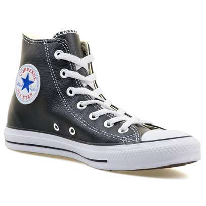Converse All Star Leather Shoes image 1