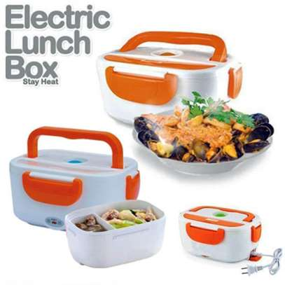 Electronic Heating Lunch Box image 1