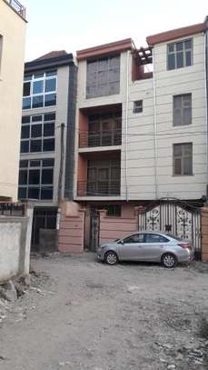 G+3 90 Percent Completed House For Sale