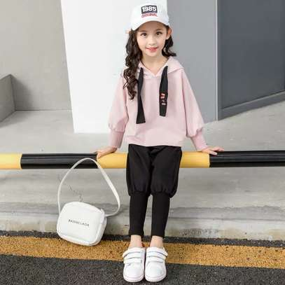 Tops and Pants For Girls