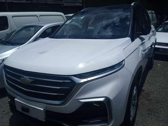 2021 Model-Chevrolet Captiva image 3