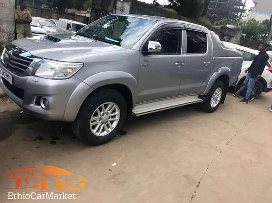 2015 Model Toyota Hilux,Double Cab