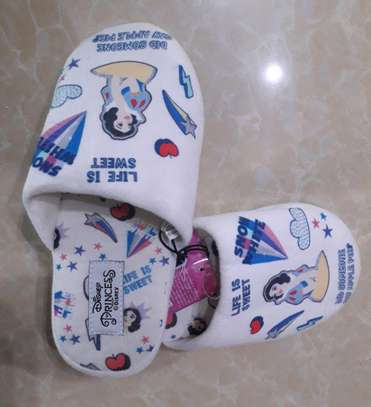 White And Blue New Fashion Kids Disney Shoes