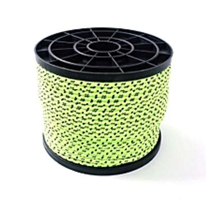4mm Reflective Paracord Parachute Tent Wind Rope image 1
