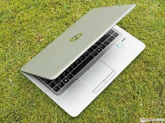 New HP ELITEBOOK 840 core i5         6th generation image 1