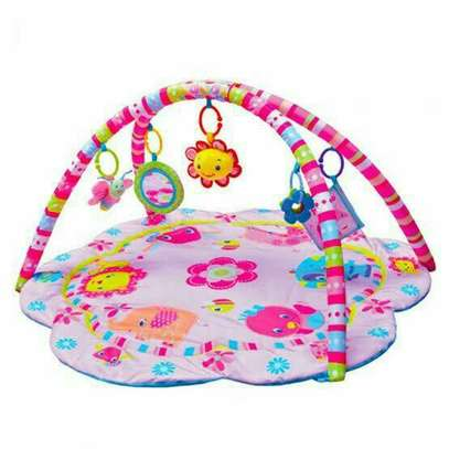 The Pinky house Baby Play Gym & Mat