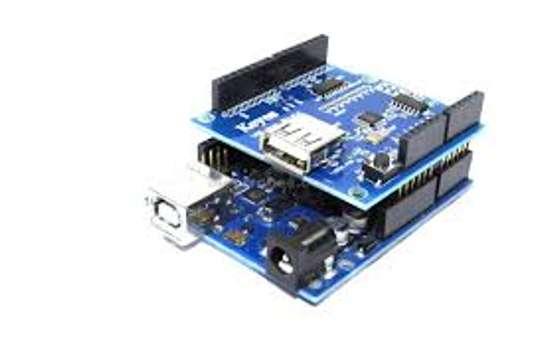 Arduino + USB Host Shield image 1