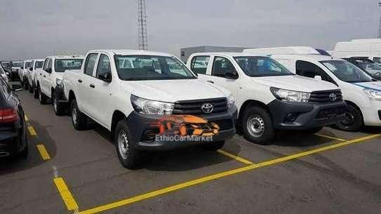 2020 Model Toyota Hilux