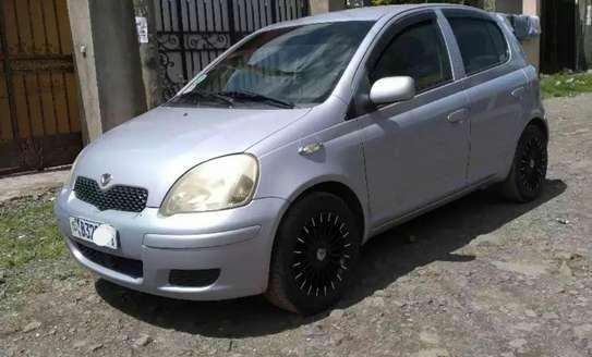 2004 Model-Toyota Vitz image 1