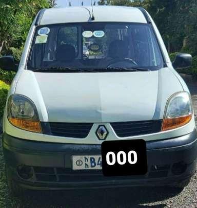 2007 Model Renault Kangoo image 4