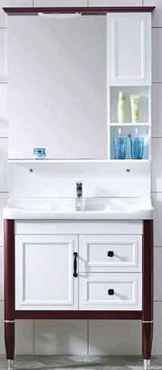 White Over Counter Wash Basin image 1