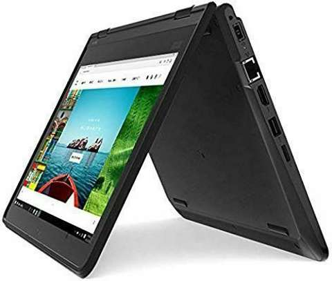 Lenovo brand new quad core   processor laptop 360° touch screen image 1
