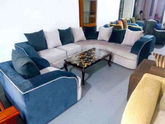 L Shaped Sofa image 3
