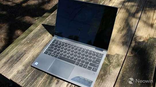 Lenevo yoga corei5 8th generation laptop image 2