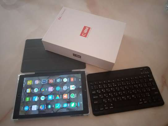 //Packed// ልዩ የበአል ቅናሽ //New// Cidea Tablet 5G Tab With keyboard image 1