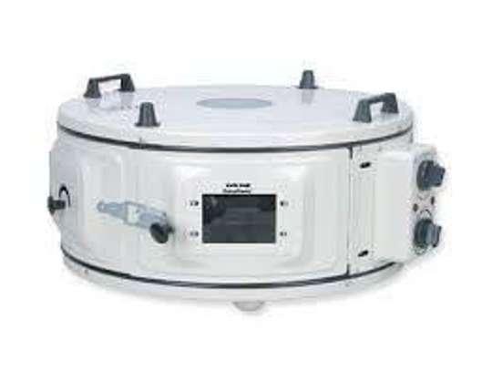 AYDIN Round Oven