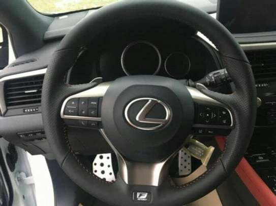 2020 Model Lexus LX 300 image 3