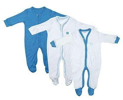 Avenue Baby Babies Sleepsuit image 1