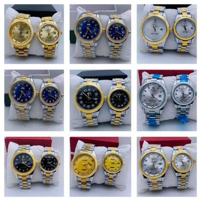 Rolex Couples Watch image 1