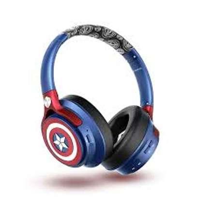 Captain America Headphones in Ethiopia