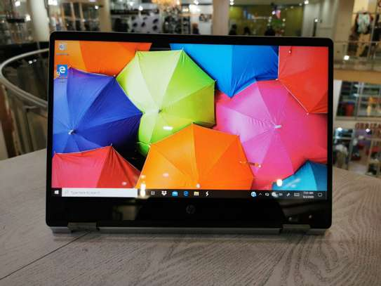 HP PAVILION X-360 (convertable touch screen) image 2
