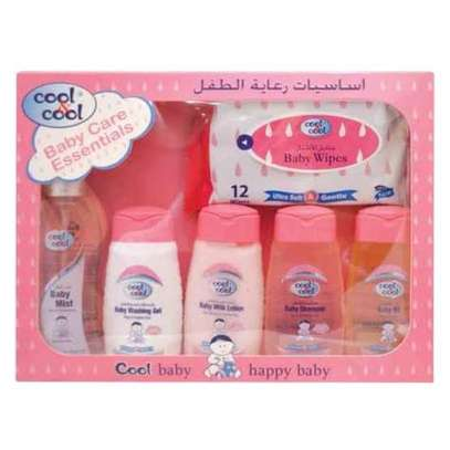 Cool & Cool Baby Care Essentials Kit image 1