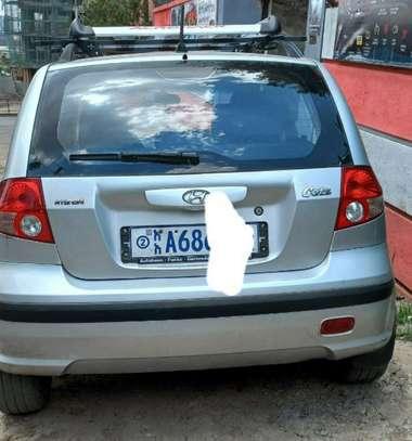 2004 Model Hyundai Getz image 2