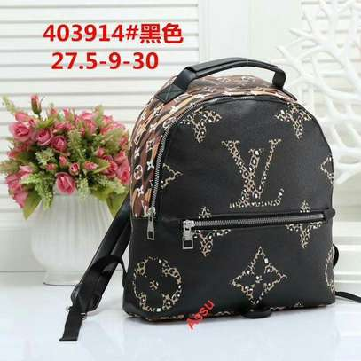Assorted Colors Louis Vuitton Backpack