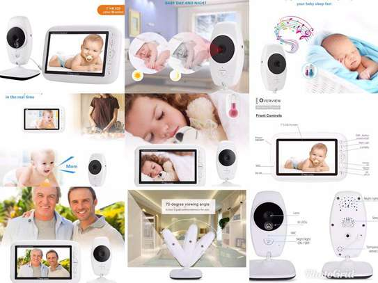 Wireless  Baby Safety Monitor