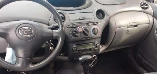 2002 Model-Toyota Vitz image 5